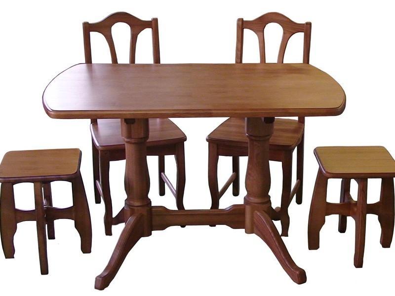 Стол обеденный Ясень