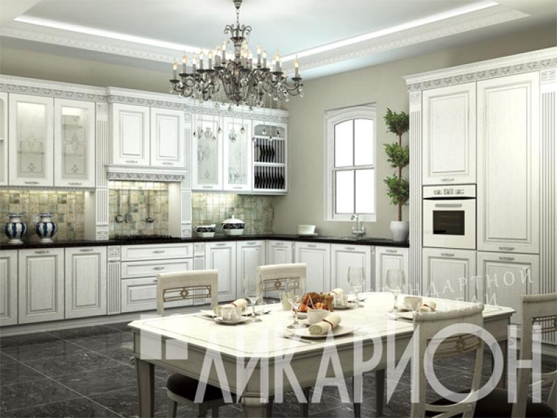Кухня угловая «Беатрис»