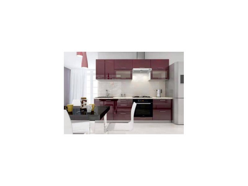 Кухонный гарнитур прямой Мария 3