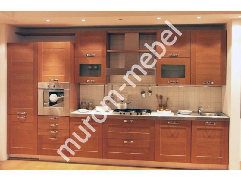 Кухонный гарнитур прямой Модерн