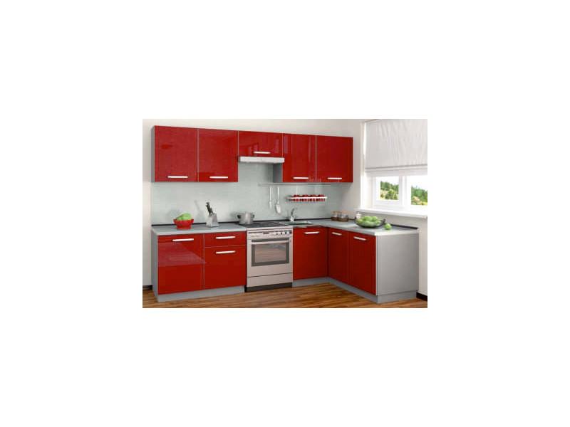 Кухонный гарнитур угловой Мария 2