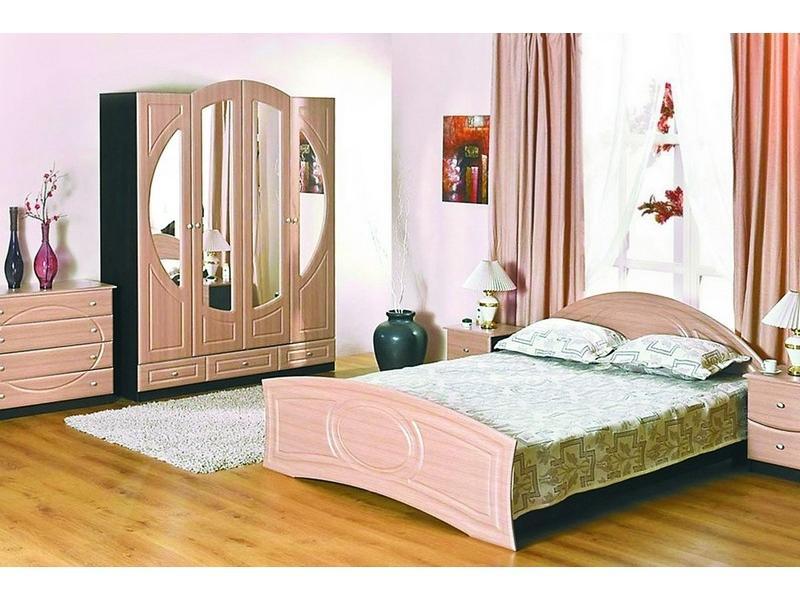 Спальня Маркиза МДФ
