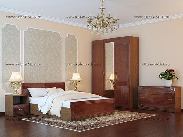 Спальня Классик-6-Фреш