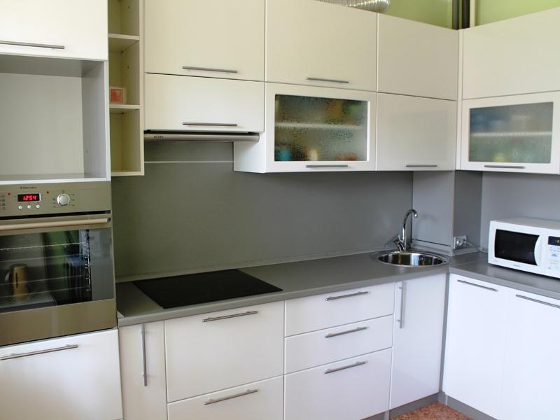 Кухонный гарнитур угловой Феба