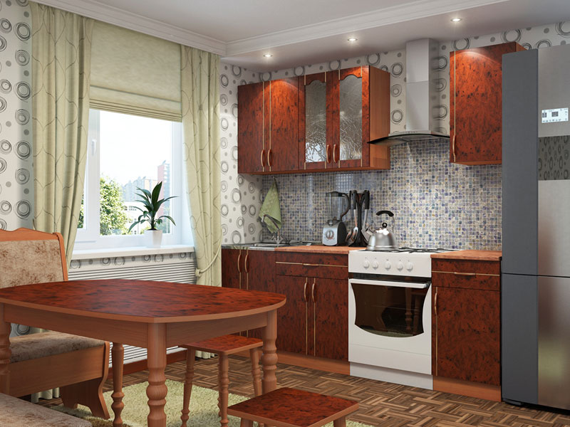 Кухня  Надежда-7