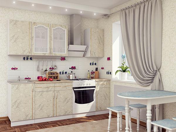 Кухня Надежда-4 Ракушка