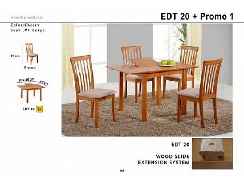 Стол INSP EDT 20 WHITE