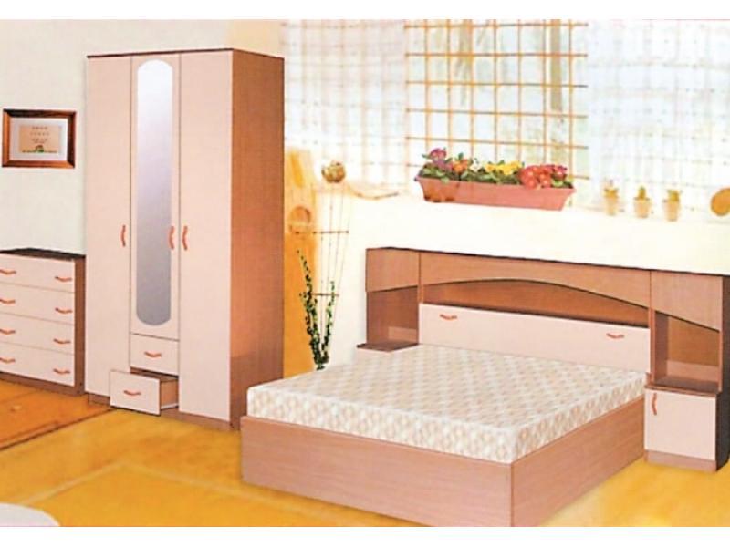 Спальный гарнитур Сабрина
