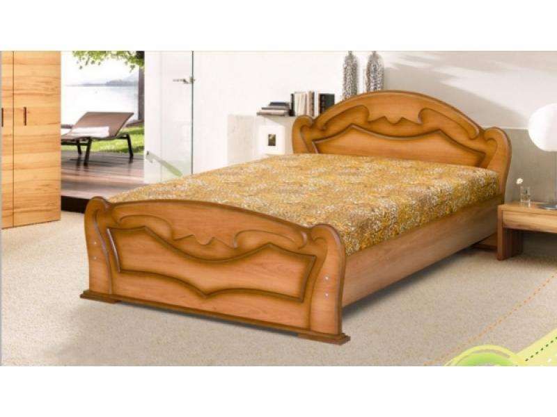 Кровать МДФ МК 16