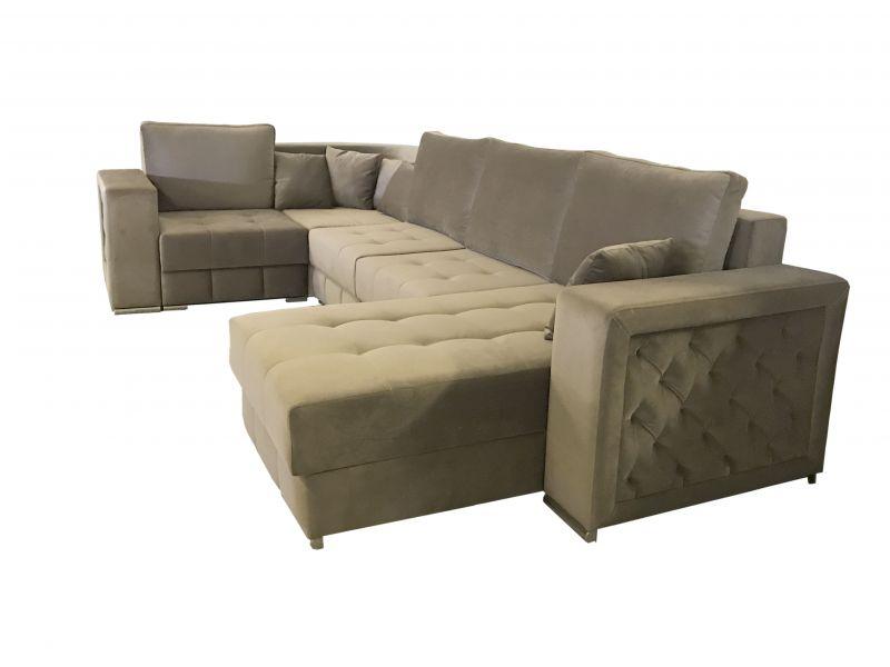 Комфортный угловой диван Сенатор