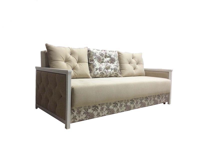 Красивый светлый диван Нью Тон