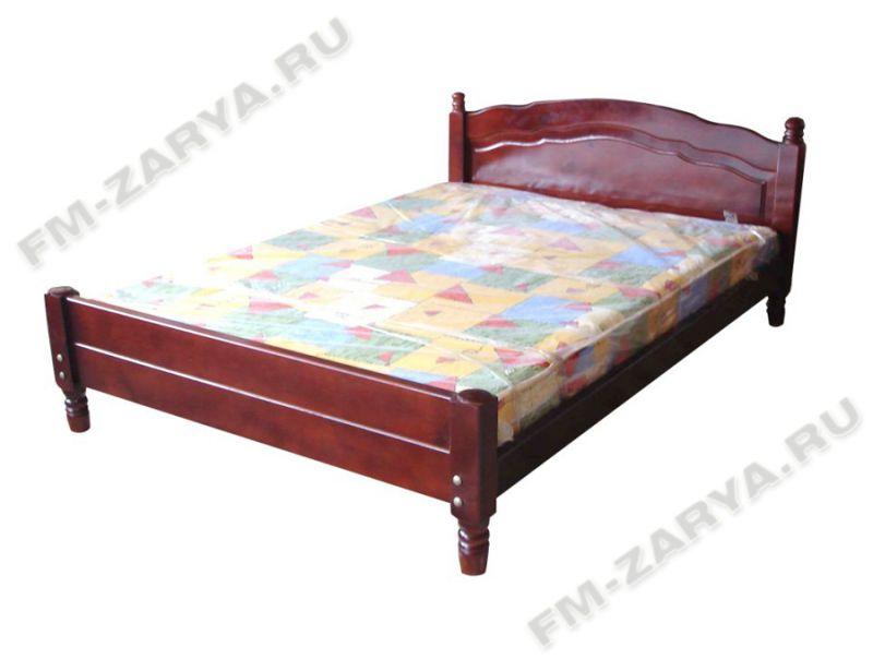 Кровать Филенка спинка под матрац