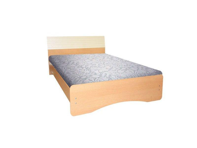 Кровать односпальная Романтика