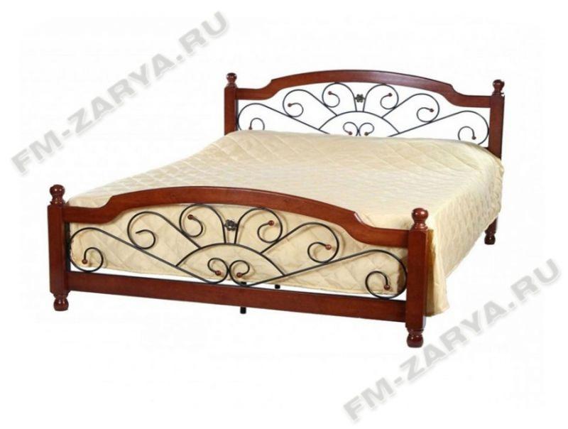 Кровать Прага 2 ковка