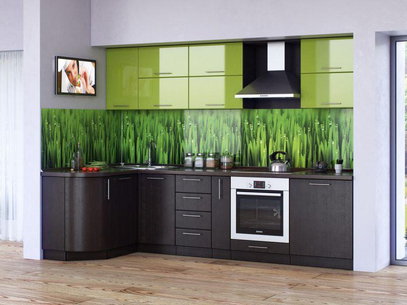 Кухня Ирина венге-трава
