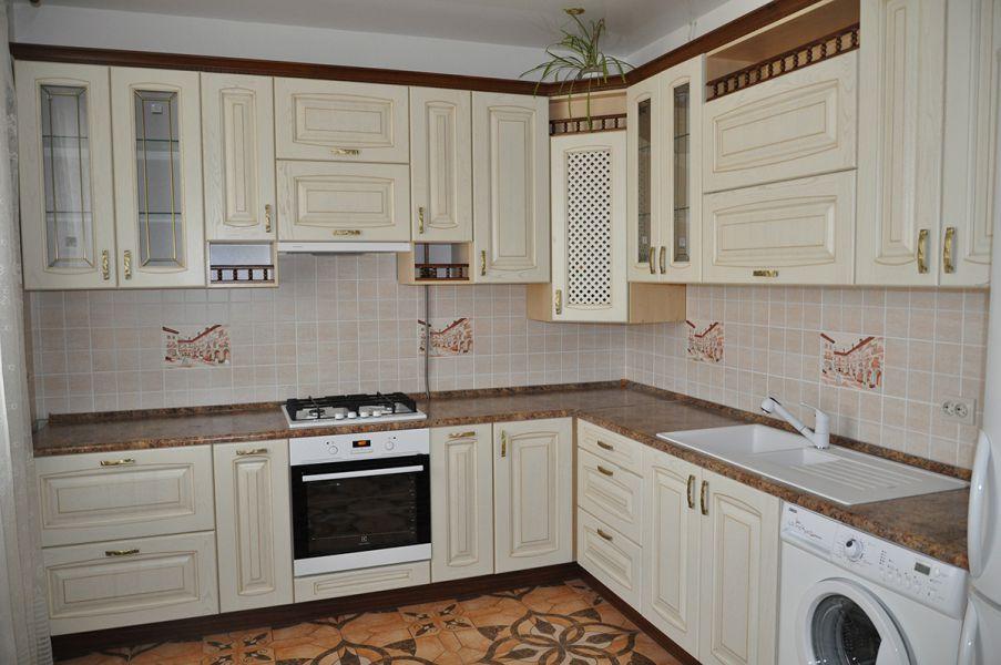 Кухня из массива Т501