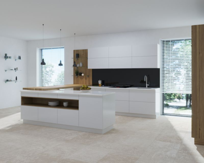 Кухня в современном стиле Прайм