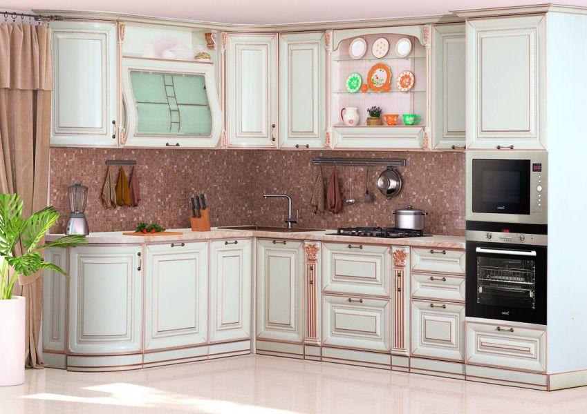 Кухня Сан-Марино 3000х2000