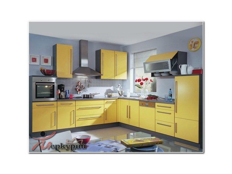 Кухня угловая Цитрон