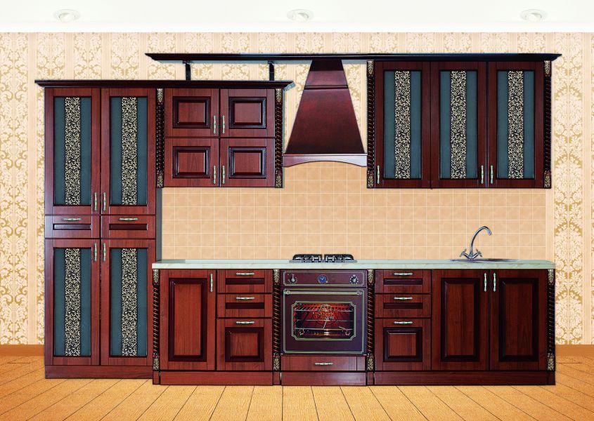 Кухня Жасмин Орех