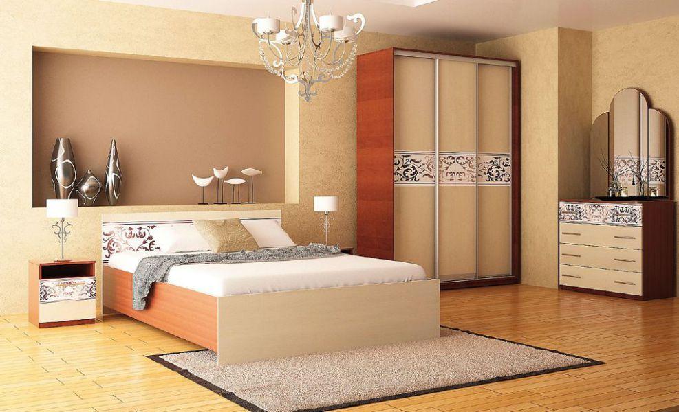 Набор мебели для спальни Анжелика-3