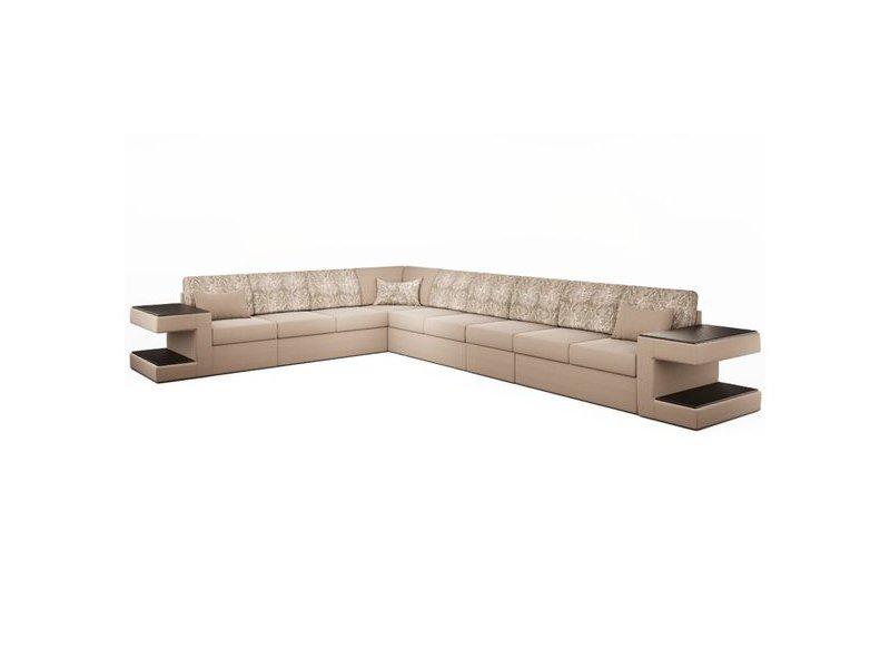 Огромный угловой диван Лакшери