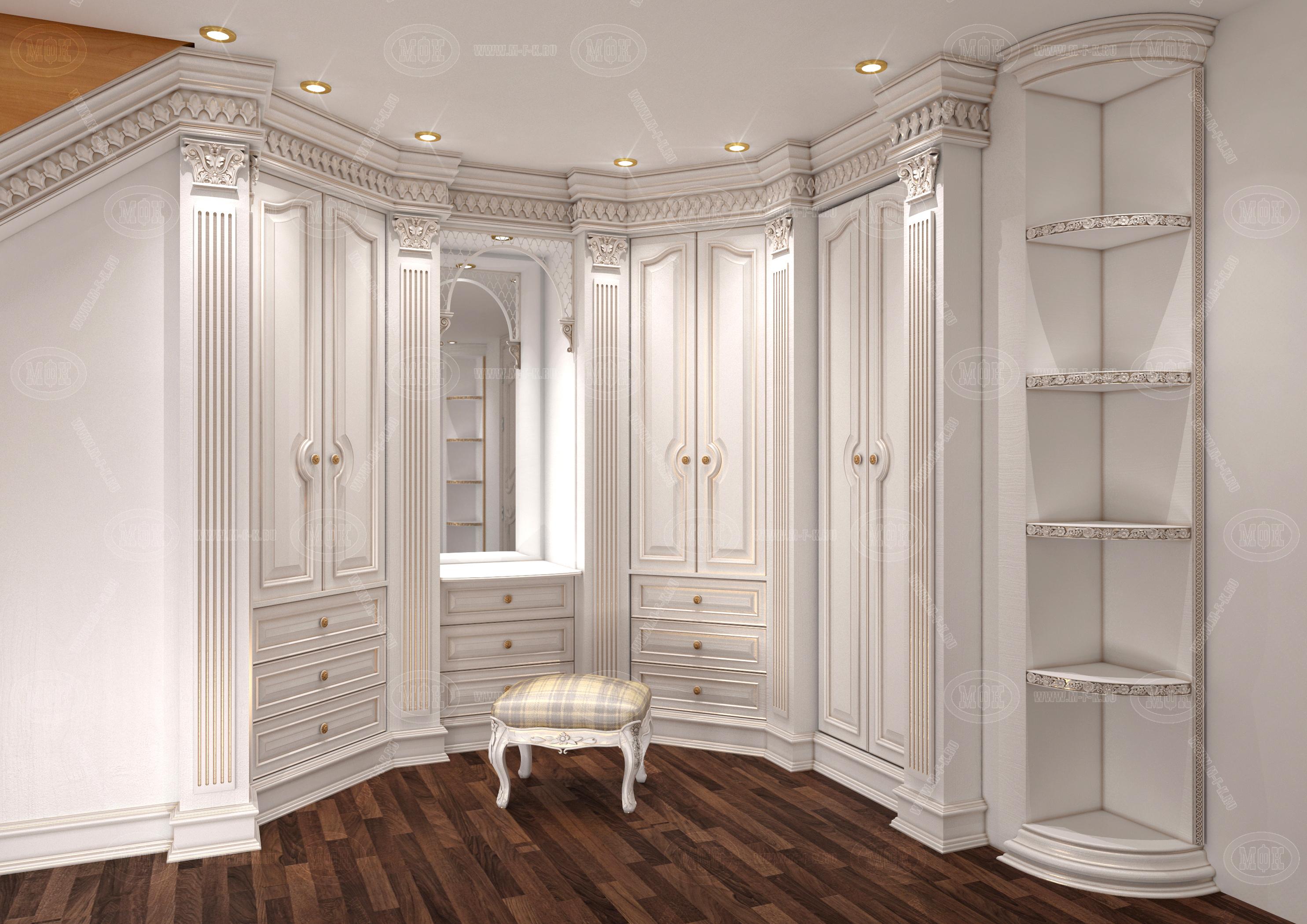большой шкаф гардеробная мебельная фабрика карина г москва