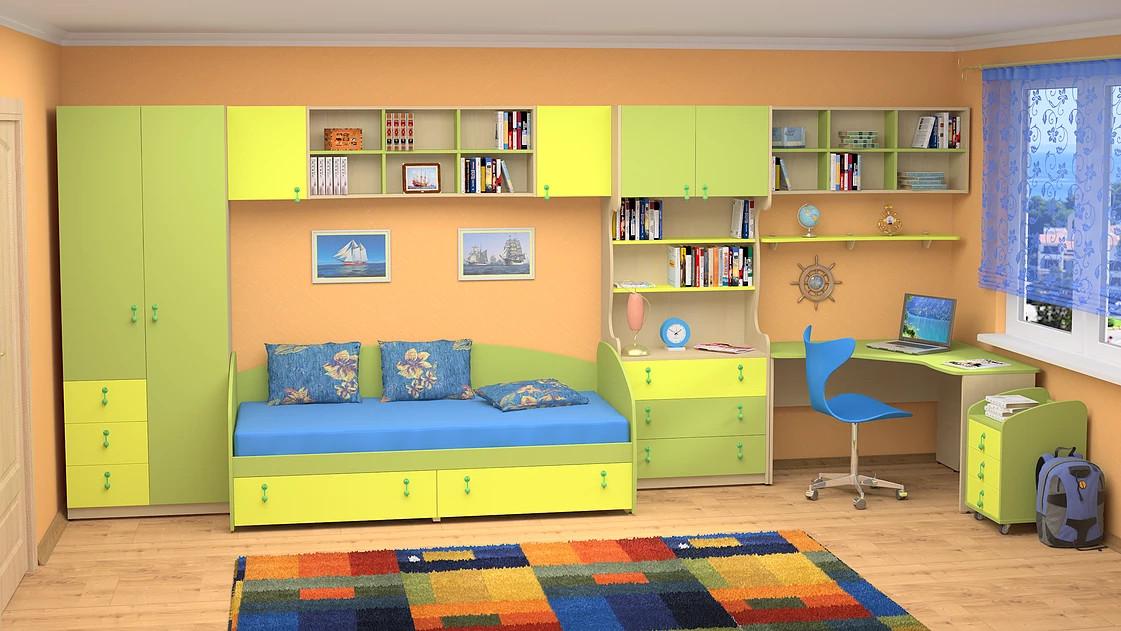 """Мебельная фабрика """"арт мебель"""", г. новосибирск / детская меб."""