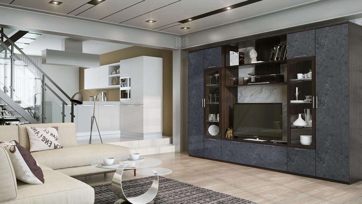мебельная фабрика шатура г шатура гостиная Rimini Terra