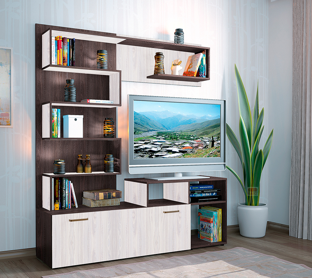 """Мебельная фабрика """"фант мебель"""", г. волжск / компактная стен."""