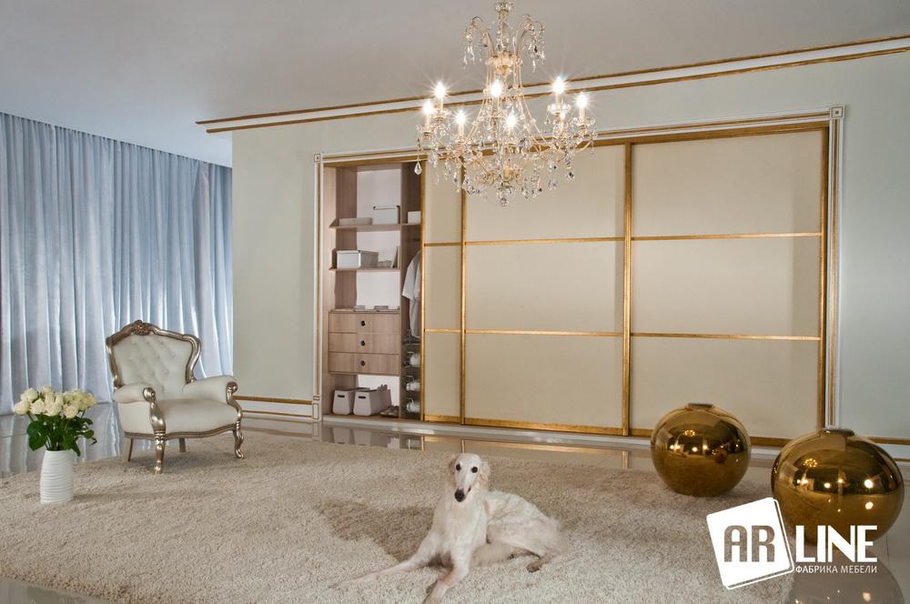 "Мебельная фабрика ""arline"", г. москва / шкаф-купе биг-дорз 9."
