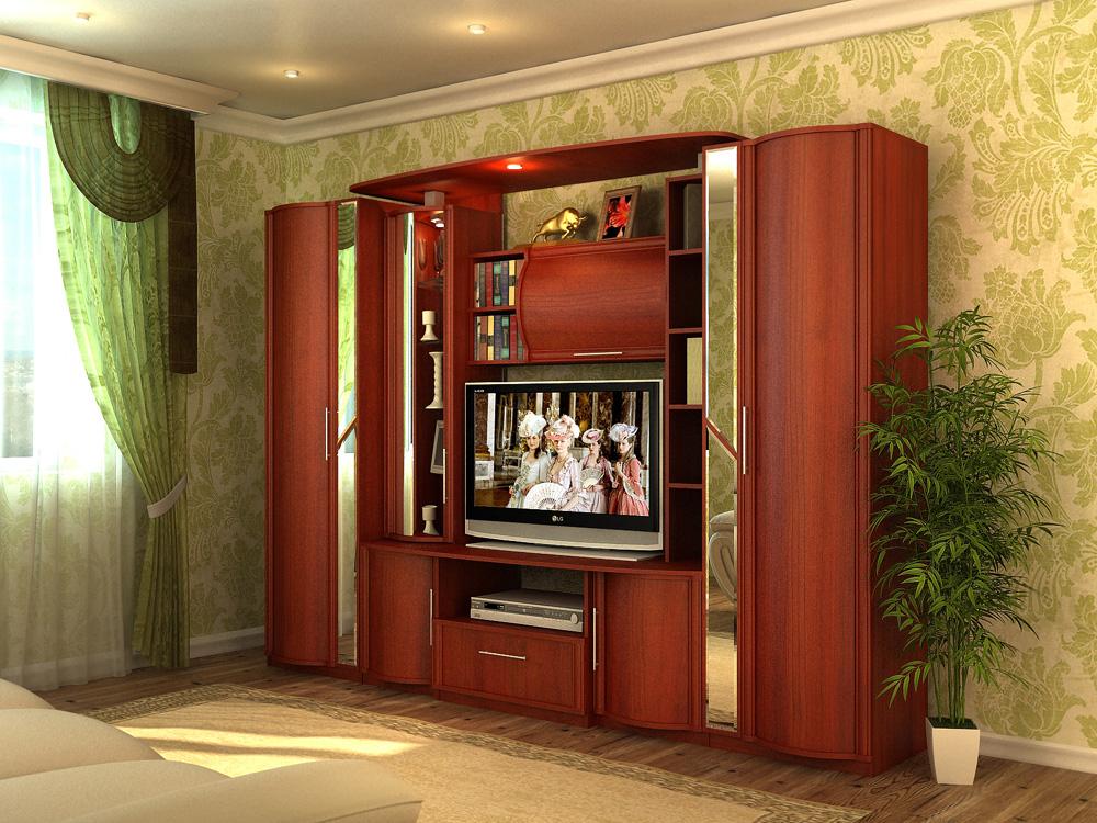 """Мебельная фабрика """"см-мебель"""", г. ижевск / стенка кристина 2."""