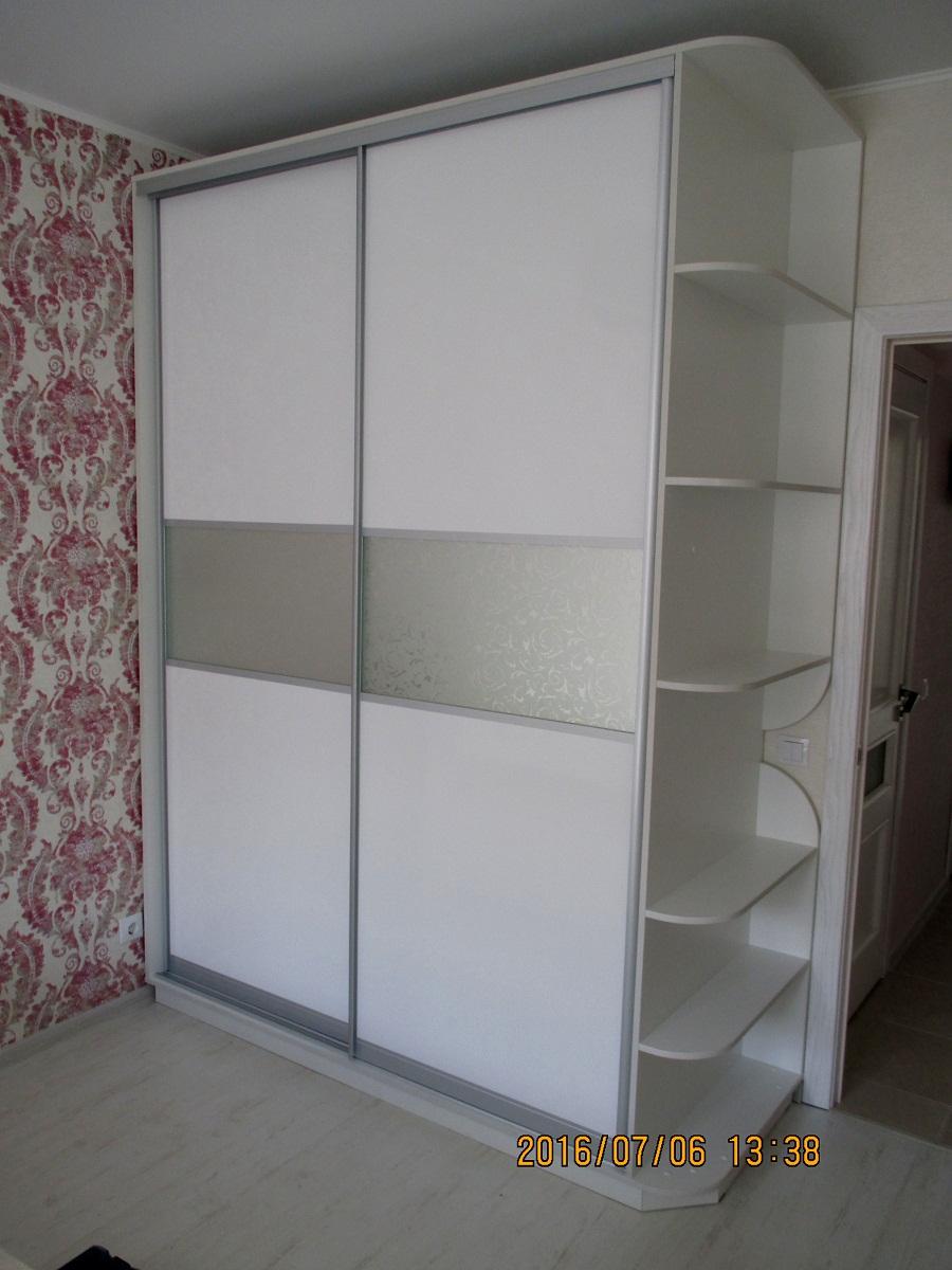 мебельная фабрика стрела г тамбов светлый шкаф купе в спальню