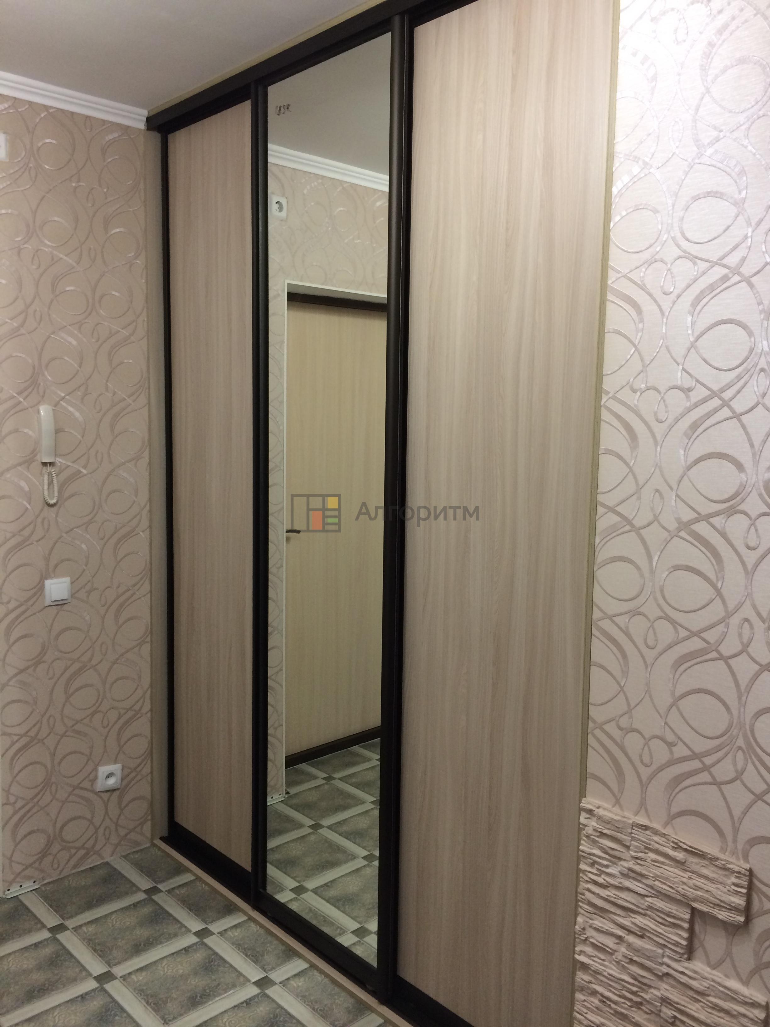 встроенные шкафы купе в коридор фото