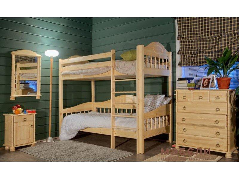 Спальный гарнитур Фея для детской комнаты
