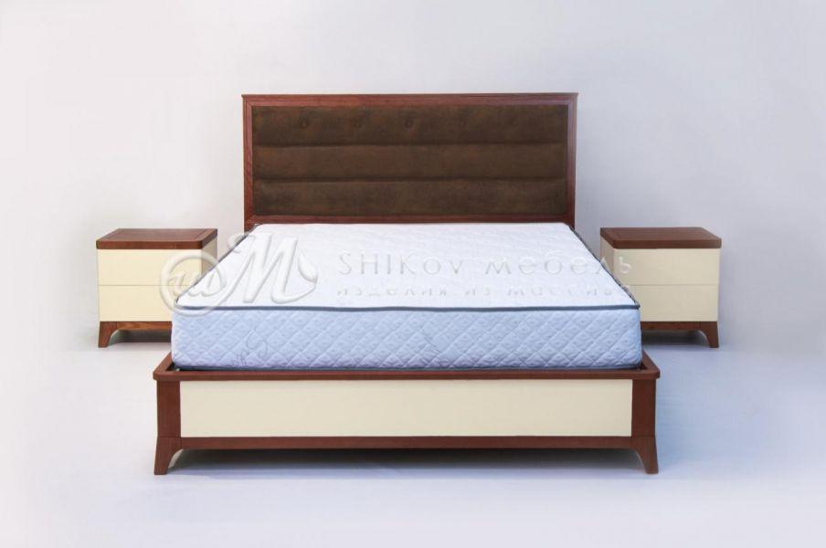 Спальный комплект массив дуба