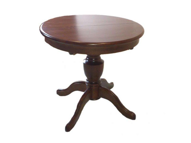 Стол обеденный круглый Муромец массив