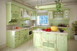 Кухня «Вилладжо» - Мебельная фабрика «Гармония мебель»