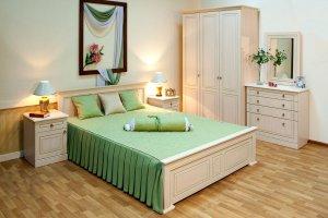 Мебель для спальни Глория - Мебельная фабрика «Орёлмебель»