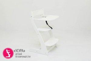 Стул детский растущий Усура белый - Мебельная фабрика «Бельмарко»