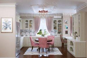 Кухня Лель - Мебельная фабрика «Гармония мебель»
