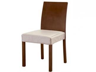 Стул гнутая спинка мягкий - Мебельная фабрика «Боровичи-Мебель»