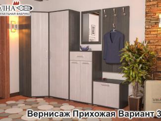 Прихожая Вернисаж вариант 3 - Мебельная фабрика «Элна»