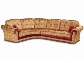 Красивая мягкая мебель Мадлен угловой - Мебельная фабрика «ALVI SALOTTI»