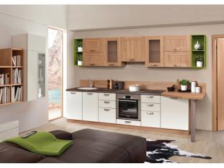 Кухня Шервуд дуб сонома - Мебельная фабрика «Трио»
