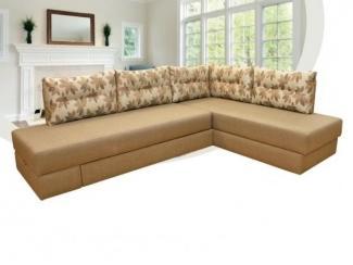 Угловой диван без подлокотников Уют Макс
