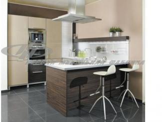 Кухонный гарнитур Латте угловой - Мебельная фабрика «Первая мебельная фабрика»