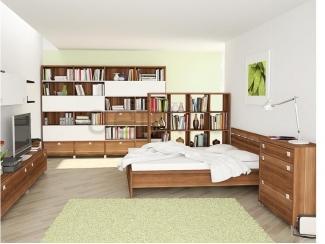 Спальный гарнитур Palermo / Палермо - Мебельная фабрика «Дэфо»