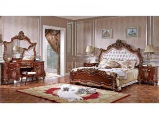 Спальный гарнитур Милана - Импортёр мебели «Евразия (Европа, Азия)»