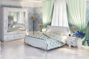 Спальня Бристоль - Мебельная фабрика «Мебель-Неман», г. Гродно
